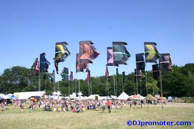 Glade flags