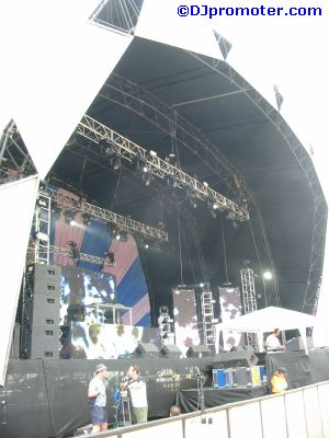 Global Gathering main stage