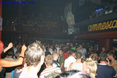 Cocoon at Amnesia, main room