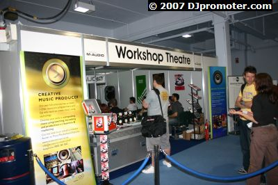 London Calling 2007 Workshop Theatre