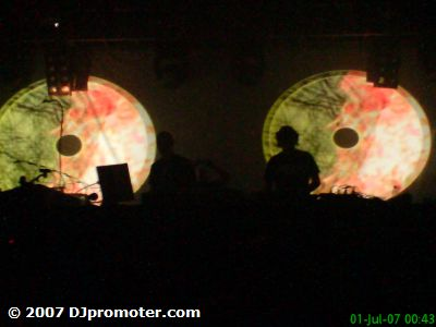 Renaissance Wild In The Country 2007 - Sasha and Digweed