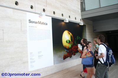 SonarMática Exhibition