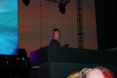 Pete Tong at Ultra 2