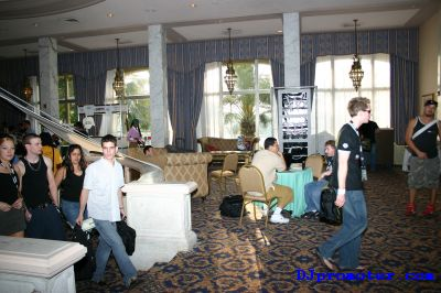 WMC registration room 3