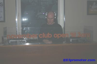 DJ Rod MacLeod